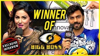 Gaurav Chopra PREDICTS Hina Khan Will Be The Winner Of Bigg Boss 11 | EXCLUSIVE Interview