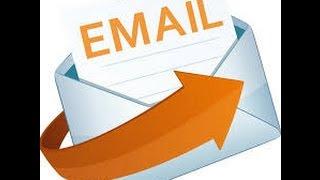 Aprenda  passo a passo  como criar o seu endereço de E-mail