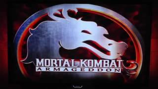 Показываю изменения в Open ps2 loader и играю в MK Armageddon
