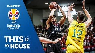 Japan v Australia - Full Game - 3rd Window - FIBA Basketball World Cup 2019 - Asian Qualifiers