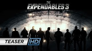 The Expendables 3 (2014 Movie) - Official Teaser Trailer - Sylvester Stallone & Jason Statham