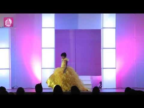 Desfile de Gala Niña Model Vzla 2013 Categoría Baby