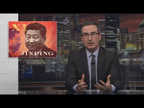 Xxx Mp4 Xi Jinping Last Week Tonight With John Oliver HBO 3gp Sex