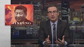 Xi Jinping: Last Week Tonight with John Oliver (HBO)