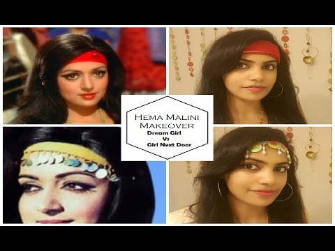 Xxx Mp4 Bollywood Hema Malini Inspired Look Style Makeover HerStyleMyWay 3gp Sex