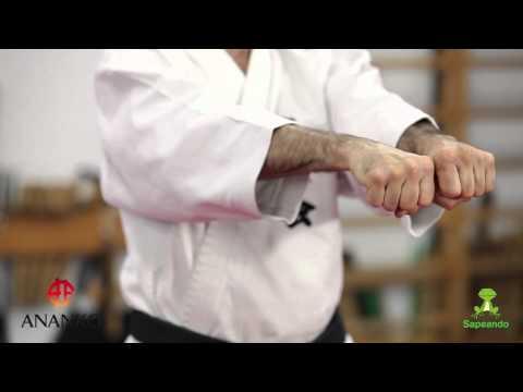 Primeros pasos Karate do