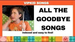 VIPKID GOODBYE SONGS plus online classroom singing tips