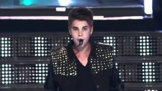 Justin Bieber - Boyfriend Live On The Voice  HD