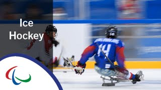 Korea v Japan | Preliminary Game | Para Ice Hockey | PyeongChang2018 Paralympic Winter Games