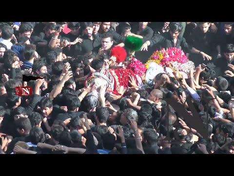 Zuljanah 9 Muharram 1437 Imam Bargah Riyaz Ali shah Nicholson Road Lahore