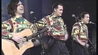 Corky & The Juice Pigs 1995 Showreel