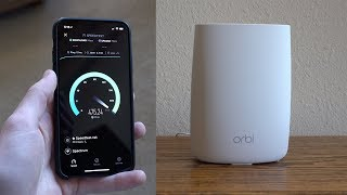 Netgear Orbi (RBK50) Review