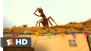 It Came From the Desert (2017) - Always Protect Your Beer Scene (10/10) | Movieclips