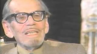 Muhammad Asad Interview
