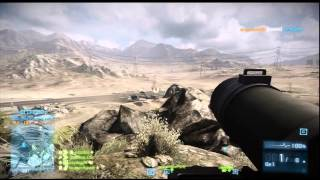 BF3: The JAV Told Me To!!! Gulf Of OMAN/Javelin PS3/HD GamePlay (EPIC Weird JAV moment at the end)