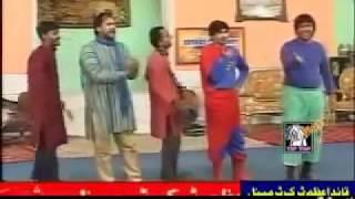 Gandi Baat Song in Punjabi Funny Stage Show Drama