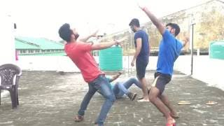 That is how punjabi boys dance after getting drunk