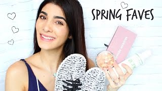 Current Spring Favorites ♡ New Beauty & Fashion Faves