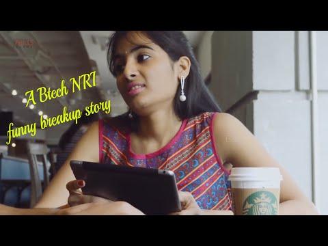 Btech NRI - Priya Tamalapaku | Best Telugu comedy Short Film 2016