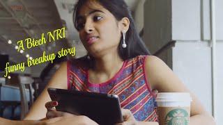 B Tech NRI Priya Tamalapaku - New Telugu short films || 7Hills Channel