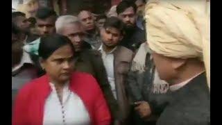 Watch: BJP MLA Udaybhan Chaudhary threatens SDM Garima Singh