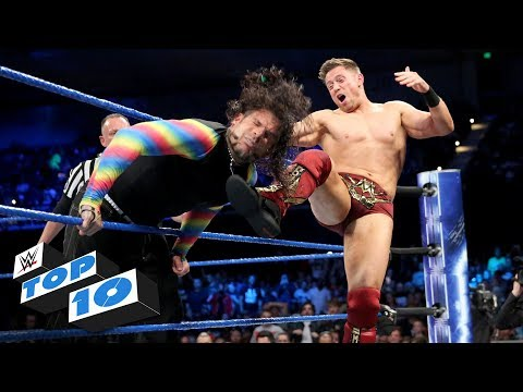 Xxx Mp4 Top 10 SmackDown LIVE Moments WWE Top 10 May 8 2018 3gp Sex