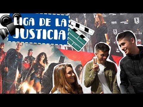 Xxx Mp4 Estreno De La LIGA DE LA JUSTICIA Y Me Encuentro Con YOUTUBERS Carlota Boza 3gp Sex