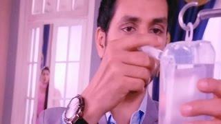 Meri Aashiqui Tumse Hi 28th November 2015 - MIlan Poisons Ranveer's Saline