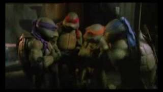 TMNT 1990 - Funny Moments