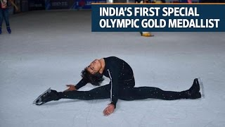 Figure skater Rajkumar Tiwari's road to the rink