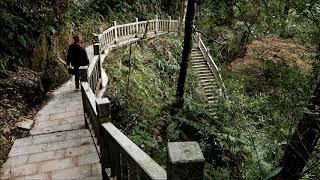 2018 3 13 漫遊韶關市乳源縣南嶺國家森林公園之瀑布群
