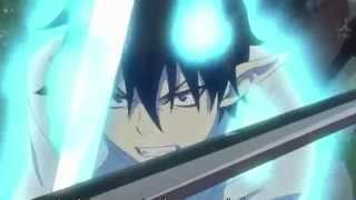 Blue Exorcist [AMV] Monster (Meg & Dia dubstep)