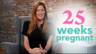 25 Weeks Pregnant - Ovia Pregnancy
