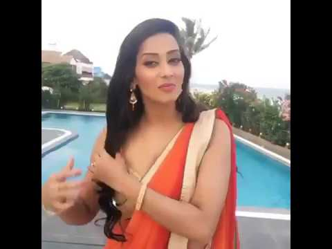 Xxx Mp4 Desi Girl Sanjana Singh Hot In Saree 3gp Sex