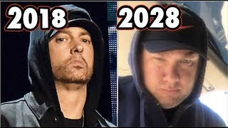 Time Traveler Claims To Be Eminem From The Year 2028