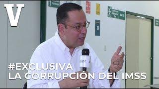 #Exclusiva Germán Martínez, Habla De La Corrupción Del IMSS
