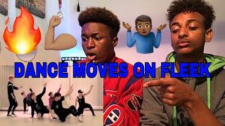 GOT 7 If You Do -Dance Practice REACTION