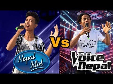 Xxx Mp4 Nepal Idol Contestant VS The Voice Of Nepal Contestant Funny Guff Video 3gp Sex