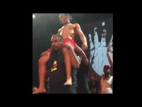 Xxx Mp4 XXXTENTACION GETS KNOCKED OUT ON STAGE Lil Pump Smokepurpp 3gp Sex