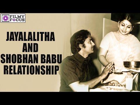 Jayalalitha and Sobhan Babu Relationship Truth or Rumour Tamil Foucs
