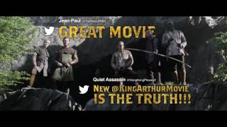 King Arthur - Streets Tweet Review