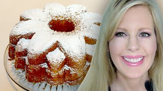 Sherry Wine Cake: The Best, Easiest, Most Delicious Cake That Everyone Loves
