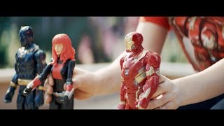 A Line in the Sandbox - Gear Up with Walmart and Marvel's Captain America: Civil War