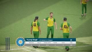 Don Bradman Cricket 17 - India vs South Africa T20 Championship Final