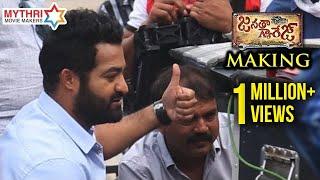 Janatha Garage Movie Making | Jr NTR | Mohanlal | Samantha | Kajal Aggarwal | Nithya Menen | DSP