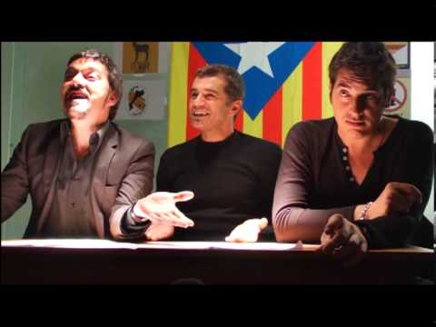 Reunión clandestina del Frente de Liberación de Cataluña FLC con Toni Cantó