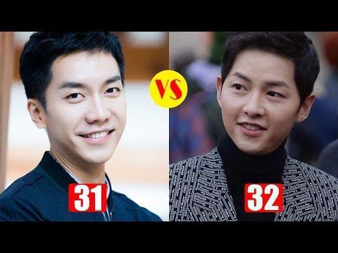 Lee Seung Gi Vs Song Joong Ki Transformation 1 To 32 Years Old