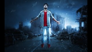 Power - Photoshop Manipulation Tutorial by Hass Hasib