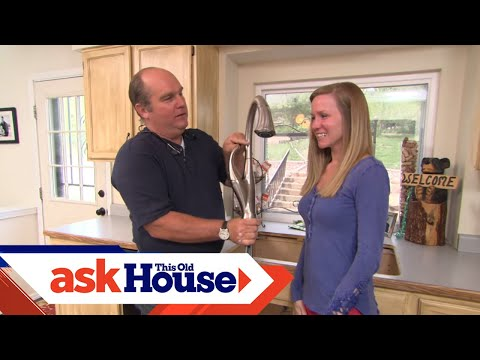 How to Replace a Kitchen Sink and Faucet