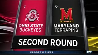 Highlights: Ohio State Downs Maryland, 3-2 | 2019 B1G Baseball Tournament